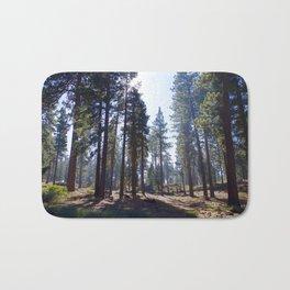 Big Bear Pines Bath Mat