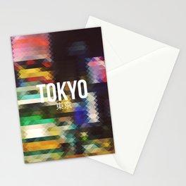 Tokyo - Cityscape Stationery Cards