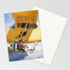 Caribbean Charter Stationery Cards
