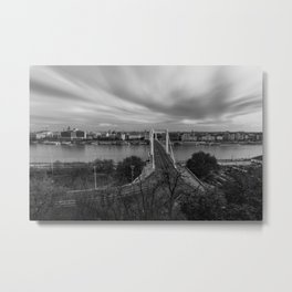 Elisabeth Bridge Metal Print