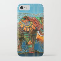 tim shumate iPhone & iPod Cases featuring Elephant's Dream by Waelad Akadan
