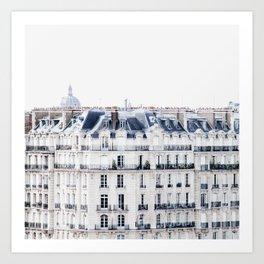 Bonjour Paris - Architecture and Travel Photography Art Print