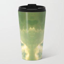 yellow sky Travel Mug