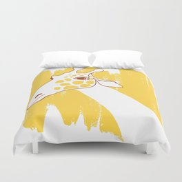 Serengeti Safari - Twiga Duvet Cover