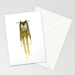 Golden Laundry Stationery Cards