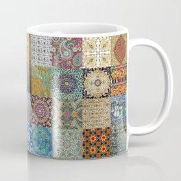 Persian Art Montage Coffee Mug
