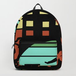 Parkour - Retro  Free Running Backpack