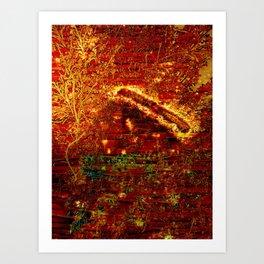 Osterreich  Art Print