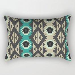 Native simple pattern Rectangular Pillow