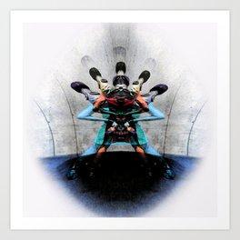 Leentje5 Art Print