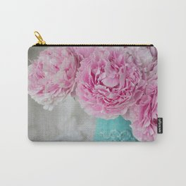 Peony Afternoon 3 Carry-All Pouch