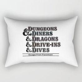 Dungeons & Dragons Rectangular Pillow