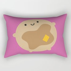 Kawaii Pancake Rectangular Pillow