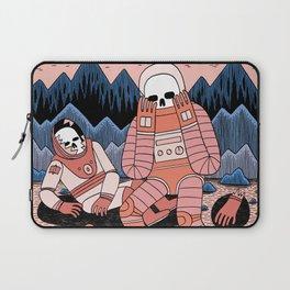 Death in Space II Laptop Sleeve
