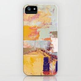 Beachhouse Row iPhone Case
