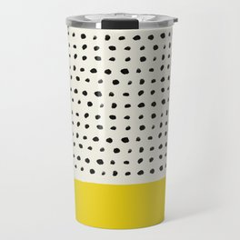 Sunshine x Dots Travel Mug