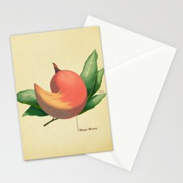 Poké Mago Berry Stationery Cards