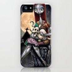 Sally &  Zero Slim Case iPhone (5, 5s)