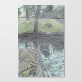 BackinSummer Canvas Print