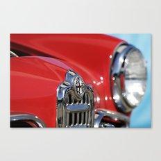 Alfa Romeo - Milano Canvas Print