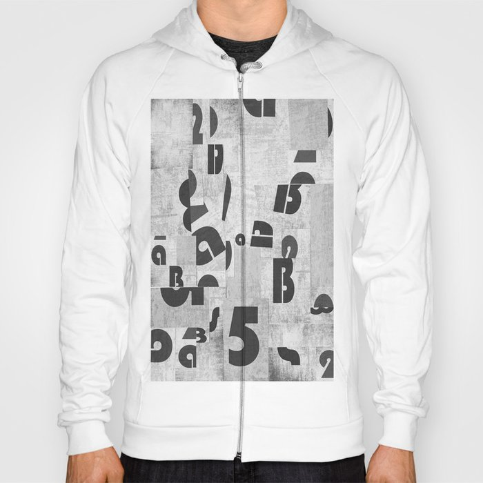 Abstract pattern 51 Hoody