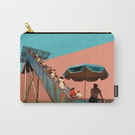 All aboard! Carry-All Pouch