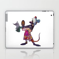 The Great Mouse Detective Laptop & iPad Skin