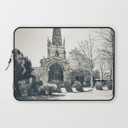 St. Mary's Parish Church Laptop Sleeve