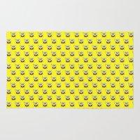 spongebob Area & Throw Rugs featuring SPONGEBOB by September 9