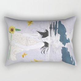 water planet Rectangular Pillow