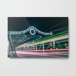 Queen Street East Metal Print