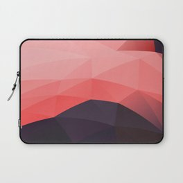 Abstract Triangulated Pattern Laptop Sleeve