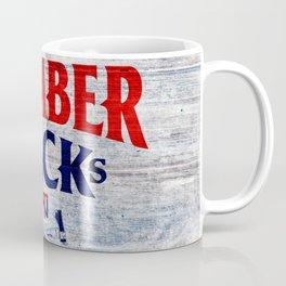 LUMBER JACK Coffee Mug