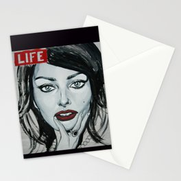 Sophia Life Stationery Cards