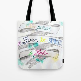 skinny love Tote Bag