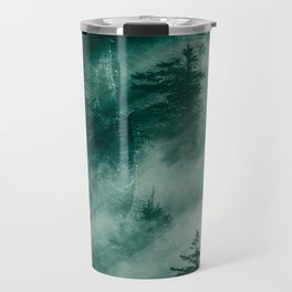 The Beckoning of the Unknown Travel Mug