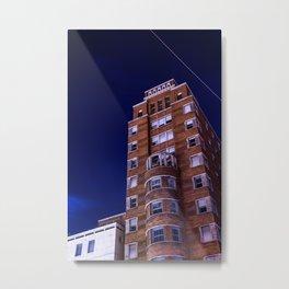 Torre Rasini by Giò Ponti and Emilio Lancia - Milan Metal Print