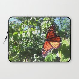 Monarch Butterfly  - Wild Veda Laptop Sleeve