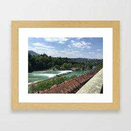 Berne Framed Art Print