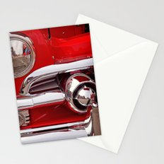 Candy Apple Red Stationery Cards