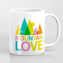 Mountain Love Coffee Mug