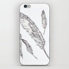 Swedish Feathers iPhone & iPod Skin