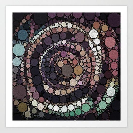 :: Crop Circles :: Art Print