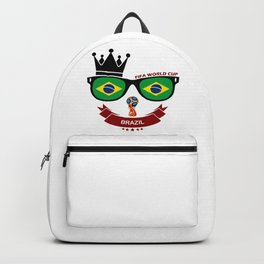 World Cup 2018 - Brazil Backpack