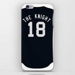 Didi Gregorius Players' Weekend Jersey iPhone Skin