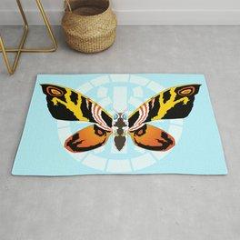 Mothra Rug