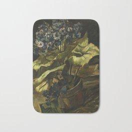 Vincent van Gogh - Cineraria Bath Mat