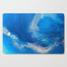 Ocean Surge Cutting Board