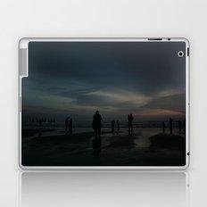 Ghost Beach Laptop & iPad Skin