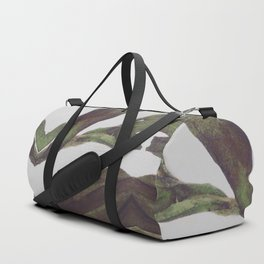 Olive Wings Duffle Bag